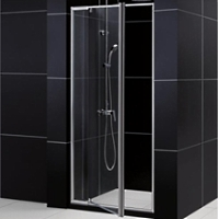 "36"" x 72"" Adjustable Heavy Glass Pivot Shower Door"