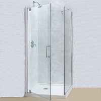 "Dreamline Elegance 30"" x 30"" x 72"" Shower Enclosure"