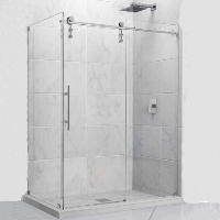 "Brand New Dreamline Enigma Rectangle Shower Enclosure 36"" x 60.5"" x 79"""