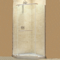 "Dreamline Prism 40.375"" x 40.375"" x 72"" Shower Enclosure"