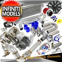 High Performance Universal Turbo/Charger Kit