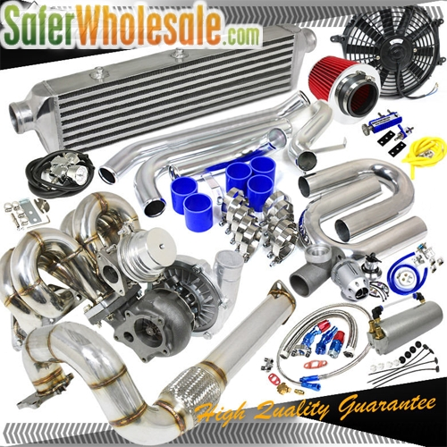 Turbo Kit Ge8: High Performance Universal Turbo/Charger Kit