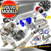 High Performance Universal Turbo/Charger Kit - Volvo Models