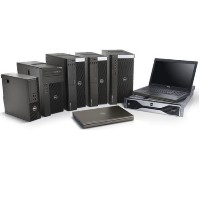 Refurbished Hewlett-Packard ET115AV Workstation - Xw4400 Core 2 Duo 2.13 GHz