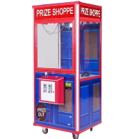 "Prize Plush Crane Claw Machine 33"" With DBA - CM-PRS-002"