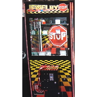 Jewelry Stop Claw Crane Machine Game