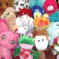 High Quality Premium Jumbo Plush Toys For Crane Machine - 96 Pieces