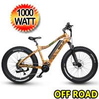 1000 Watt 48v 27 Speed Electric Mountain Bike - Prowler