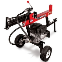 W1265B 12-Ton Quick-Split Horizontal Gas Log Splitter w/ Briggs & Stratton Engine