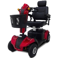 Brand New 4 Wheel Full Size Mobility Scooter - CITYRIDER