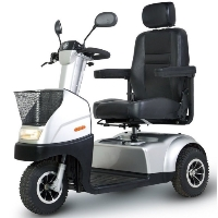 Afikim Afiscooter C 3 Wheel Mid Size Mobility Scooter - FTC3078