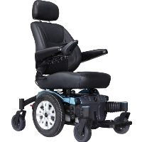 Electric Powered Mobility Scooter Chair Wheelchair - MAXX C