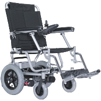 Electric Powered Mobility Scooter Chair Wheelchair - PUZZLE