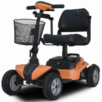 RIDERXPRESS 450 Watt 4 Wheel Mobility Scooter