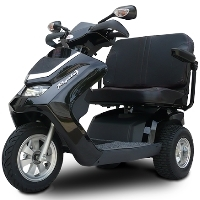ROYALE 3 CARGO 1300 Watt Three-Wheeled Trike Mobility Scooter
