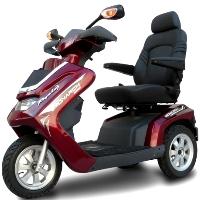 ROYALE 4S 1500 Watt 3 Wheeled Trike Mobility Scooter