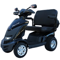 ROYALE 4 CARGO 1300 Watt Four-Wheeled Mobility Scooter