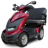 ROYALE 4 DUAL 1300 Watt 4 Wheeled Mobility Scooter