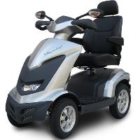 ROYALE 4 DUAL 1300 Watt 4 Wheeled Trike Mobility Scooter