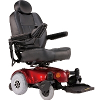 Electric Powered Mobility Scooter Chair Wheelchair - RUMBA