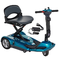 TranSport Easy Move S19M Manual Folding Scooter