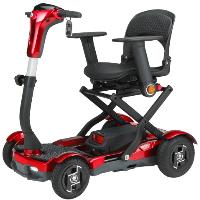 TeQno Mobility Scooter Mini Rider Portable Mobile Scooter