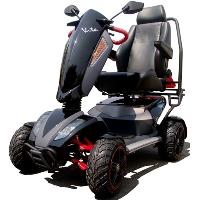VITA MONSTER 900 Watt 4 Wheeled Trike Mobility Scooter