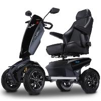 VITA SPORT 700 Watt 4 Wheeled Trike Mobility Scooter