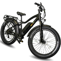 "EWheels 48v 750w Electric Bam Power Bike with 26"" Tires - BAM EW-Supreme"