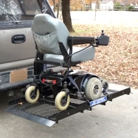 Brand New High Quality Electric Hitch Cargo Carrier