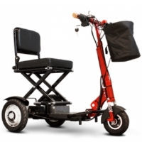 EW-01 SPEEDY Electric Three-Wheeled Trike Mobility Scooter