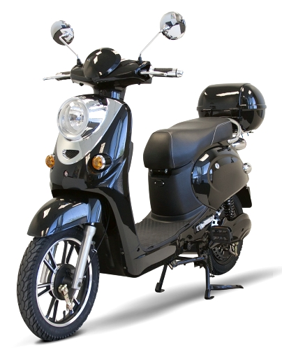 600 watt 48 volt e bike electric moped scooter w brushless. Black Bedroom Furniture Sets. Home Design Ideas