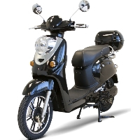 600 Watt 48 Volt E-Bike Electric Moped Scooter w/Brushless Hub Motor