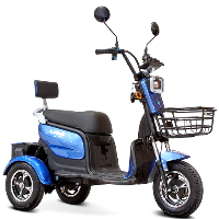 Ewheels 3 Wheel Scooter Power Mobility Scooter - EW-12