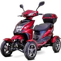 E-Wheels Three-Wheeled Mobility Scooter Trike - EW-14