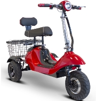 Ewheels Sporty Electric 3 Wheeled Mobility Scooter - EW-19 Sporty