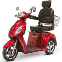 E-Wheels Three-Wheeled Mobility Scooter Trike - EW-36 Elite