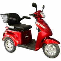 EW38 Comfort Three-Wheeled Trike Mobility Scooter