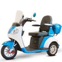 Ewheels 800 Watt Electric Moped Scooter - Model EW-42