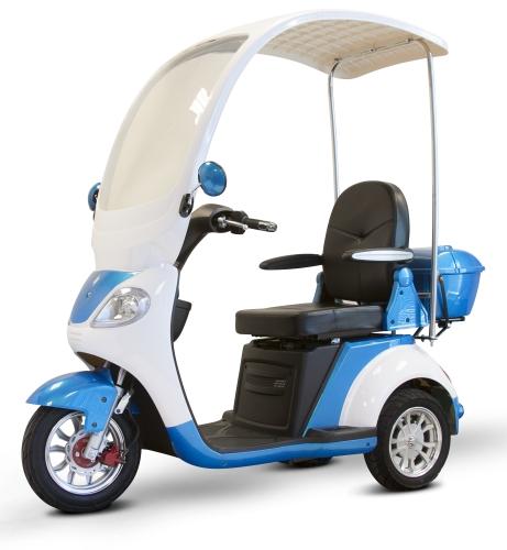 Electric Moped Scooter >> Ewheels 800 Watt Electric Moped Scooter Model Ew 44