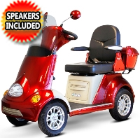 E Wheels 700 Watt Electric Moped Scooter - Model EW-52