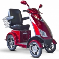 EW-72 Four Wheel Mobility Scooter