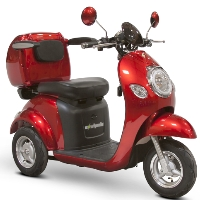 E Wheels 700 Watt Electric Moped Scooter - Model EW-74
