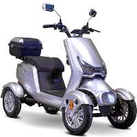 Ewheels Futuristic 4 Wheel Scooter Power Mobility Scooter - EW-75