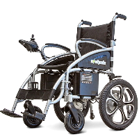 Ewheels Folding Portable Power Travel Wheelchair Mobility Scooter - EW-M30