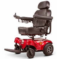 EWheels Indoor/Outdoor Electric Powered Wheelchair - EW-M31