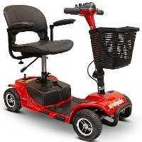 EWheels Electric 4 Wheel Mobility Scooter - EW-M34