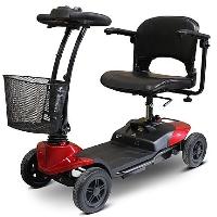 EWheels Lightweight Electric 4 Wheel Mobility Scooter - EW-M35