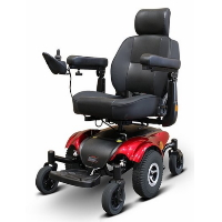EWheels Electric Powered Wheelchair - EW-M48