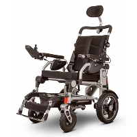 EWheels Electric Powered Wheelchair - EW-M49